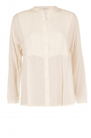 Sessun | Blouse Ouralka | off-white  | Afbeelding 1