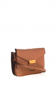 Smaak Amsterdam | Leather shoulder bag Lucas | brown  | Picture 3