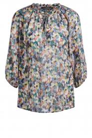 Set |  Print blouse Chantell | multi  | Picture 1