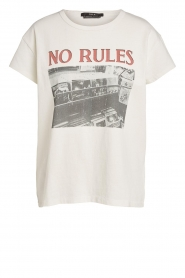 Set |  T-shirt with imprint Noa | white  | Picture 1