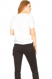 Set |  Basic T-shirt with imprint Vale | white  | Picture 7