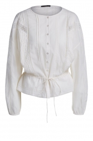 Set |  Blouse with drawstring Stradia | natural  | Picture 1