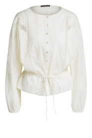 Set    Blouse with drawstring Stradia   natural    Picture 1