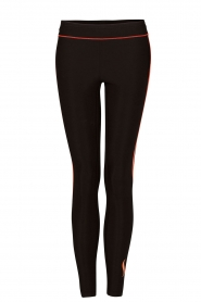 Sculpture legging | zwart