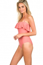 Hipanema |  Swimsuit Martine | pink  | Picture 3