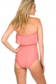Hipanema |  Swimsuit Martine | pink  | Picture 4