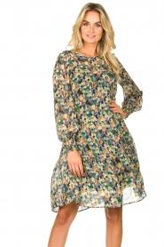 Set |  Print dress Chantell | multi  | Picture 4
