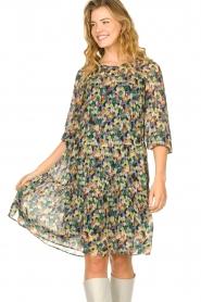 Set |  Print dress Chantell | multi  | Picture 2