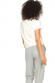 Set |  Basic T-shirt with imprint Lola | white  | Picture 6