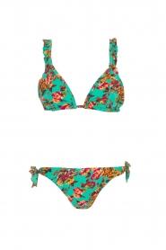 Hipanema |  Triangle bikini Madly | blue  | Picture 1