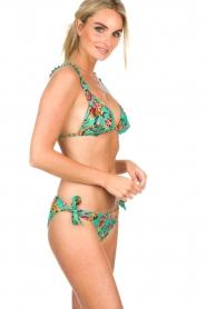 Hipanema |  Triangle bikini Madly | blue  | Picture 3