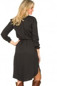 Set |  Modal dress Ivy | black  | Picture 7