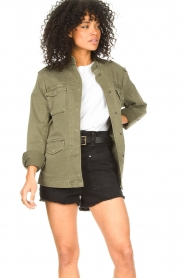 Set |  Utility jacket Maan | green  | Picture 5