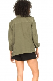 Set |  Utility jacket Maan | green  | Picture 7