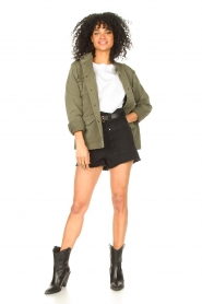 Set |  Utility jacket Maan | green  | Picture 3