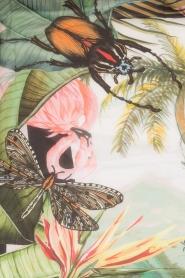 Hipanema | Sjaal Jungle | groen  | Afbeelding 5