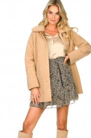Set |  Teddy coat Moby | brown  | Picture 2