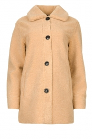 Set |  Teddy coat Moby | brown  | Picture 1