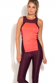 Casall | Sporttop Simply Awesome | roze  | Afbeelding 2