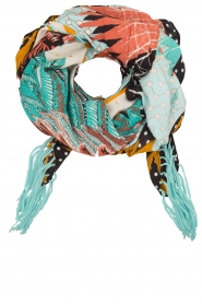 Hipanema |  Scarf Perrucha | blue   | Picture 2