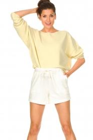 Set |  Sweat shorts Bella | natural  | Picture 2