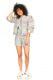 Set |  Sweat short Bella | grey  | Picture 3