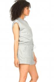 Set |  Sweat shorts Bella | grey  | Picture 3
