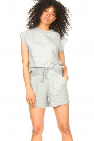 Set |  Sweat shorts Bella | grey  | Picture 2