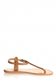 Laidback London | Leather sandals Emma | brown  | Picture 2