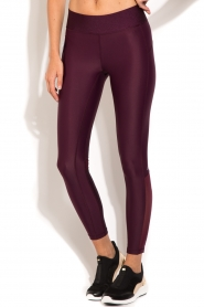 Casall | Sportlegging Simply Awesome | paars  | Afbeelding 2