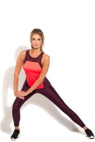 Casall | Sportlegging Simply Awesome | paars  | Afbeelding 3