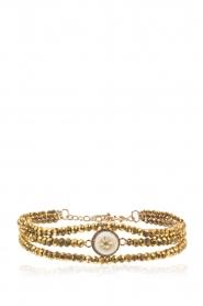 Hipanema | Armband Celestine | goud  | Afbeelding 1