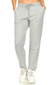 Set |  Sweatpants Fee | grey  | Picture 4