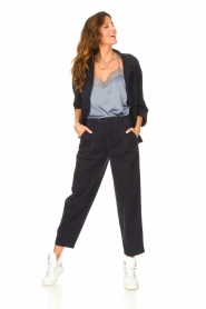 Set |  Trousers Bird | blue  | Picture 2
