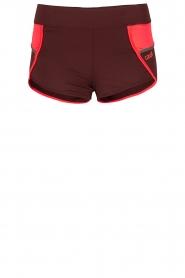 Casall | Sport shorts Urban | paars  | Afbeelding 1