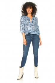 Set |  Skinny jeans Do | blue  | Picture 2