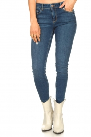 Set |  Skinny jeans Do | blue  | Picture 4