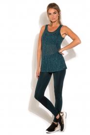 Casall | Sportlegging Refined Long Leg | blauw  | Afbeelding 3