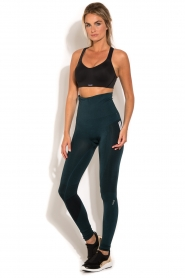 Casall | Sportlegging Refined Long Leg | blauw  | Afbeelding 6