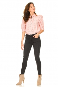Set |  Skinny jeans Lola | black   | Picture 3