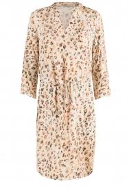 Aaiko | Luipaard jurk Evelyn | print  | Afbeelding 1