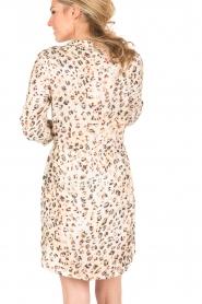 Aaiko | Luipaard jurk Evelyn | print  | Afbeelding 5