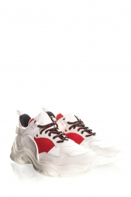 IRO |  Chunky sneakers Curve Runner | white  | Picture 4