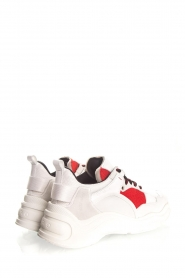 IRO |  Chunky sneakers Curve Runner | white  | Picture 5