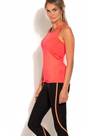 Casall | Sporttop Simply Awesome | neonroze  | Afbeelding 4