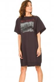 Set |  T-shirt dress Sabien | black  | Picture 4