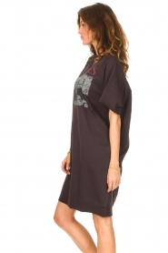 Set |  T-shirt dress Sabien | black  | Picture 6