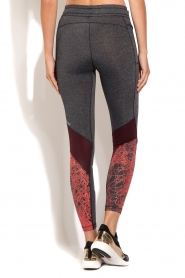 Casall | Sportlegging District | grijs  | Afbeelding 5