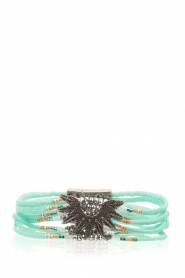 Hipanema |  Bracelet Marlow | blue  | Picture 1