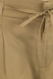 Aaiko |  Trousers Peppi | groen  | Picture 6
